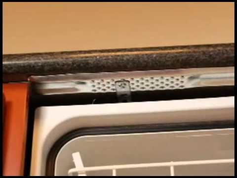 Ez Dishwasher Bracket From Granquartz Youtube
