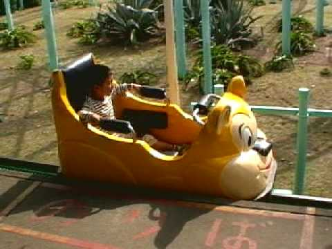 マッドマウス;宮崎市フェニック自然動物園