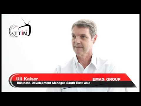 The Challenges for the Thai Automotive Industry - Interview with Uli Kaiser from the EMAG Group