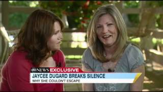 Stunning Moments From Diane Sawyer's Interview With Jaycee Dugard thumbnail