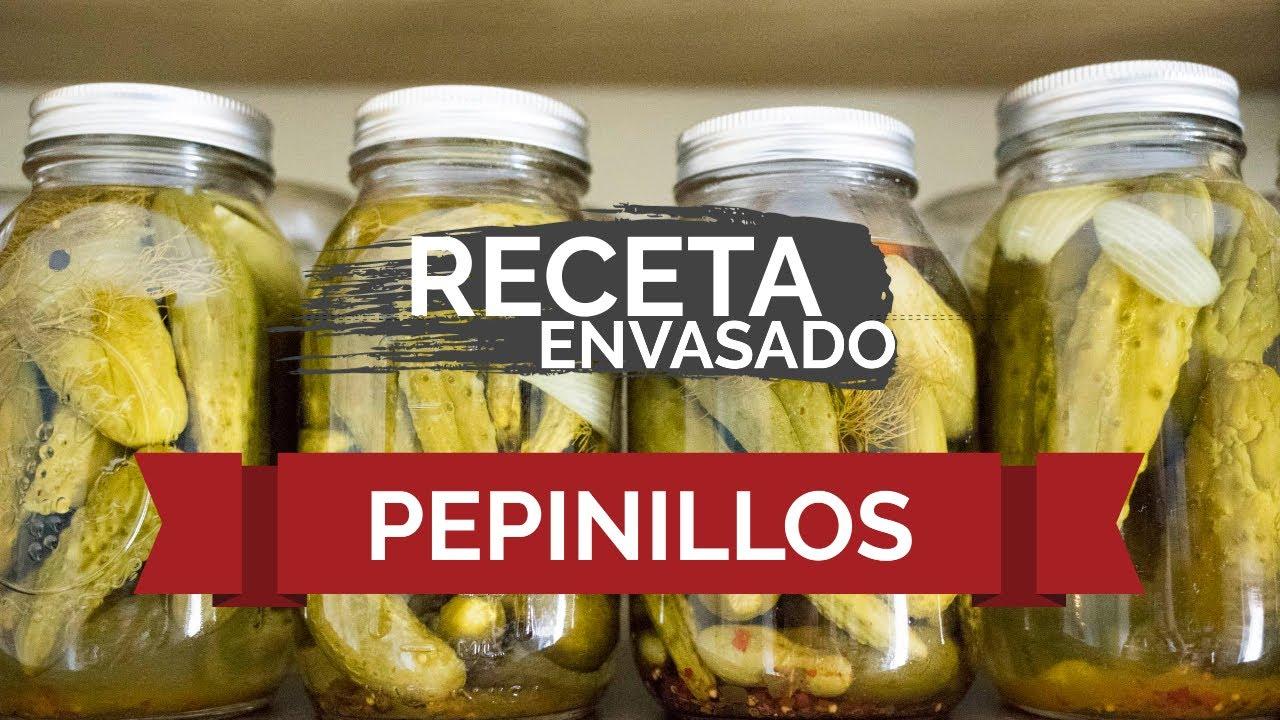 Pepinillos | ENVASADO