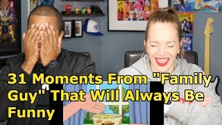 """31 Moments From """"Family Guy"""" That Will Always Be Funny (REACTION 🔥)"""