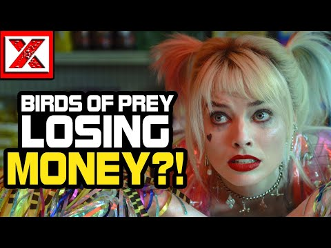 Birds Of Prey LOSING Money?! Margot Robbie's Harley Quinn Flops (Why Catering To SJWS Fails)