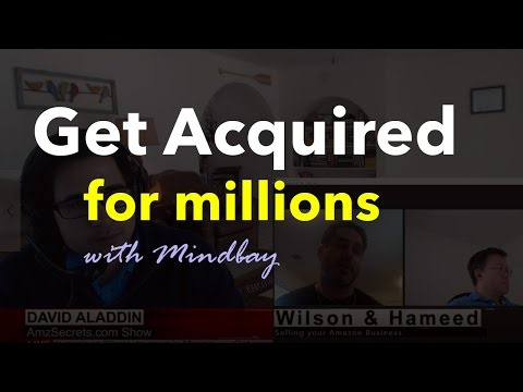 Selling Your Amazon FBA Business for Millions with MindBay