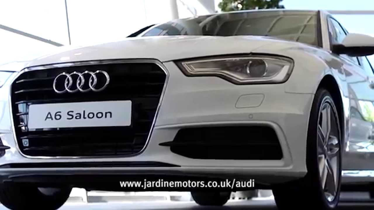 Audi a6 jardine motors group youtube for Jardine motors