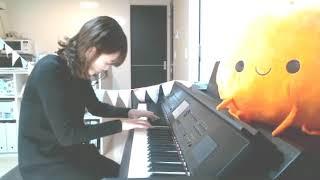 オリジナル曲「小さな魔女の踊り」をおうちで弾いてみた