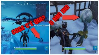 FORTNITE GLITCH HOW to GET INTO THE POLARE PICCO SECRETS!!!