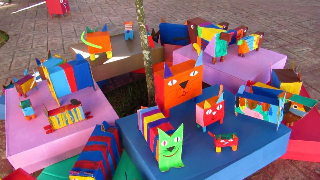 Criatividade E Arte Em Releituras Realizadas Por Criancas Soul
