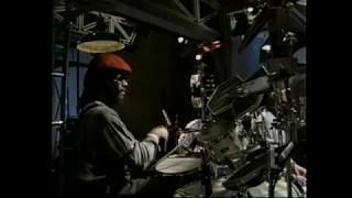 Sly and Robbie - David  Letterman Show 1985
