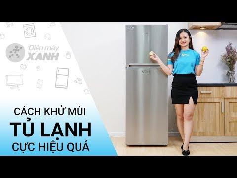 Cách Khử Mùi Hôi Cho Tủ Lạnh Cực Hiệu Quả - Thông Tin Hay Cần Biết | Điện Máy XANH