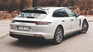 Dlaczego miałbyś kupić Porsche Panamera 4 E-Hybrid