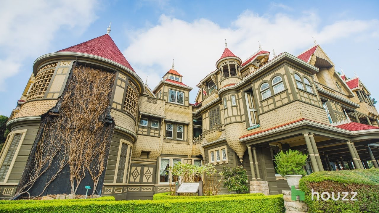 beyond the ghost stories of the winchester mystery house youtube. Black Bedroom Furniture Sets. Home Design Ideas