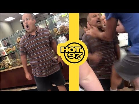 Angry Short Man (Chris Morgan) In Bagel Boss Viral Video Gives HIS Side Of The Story