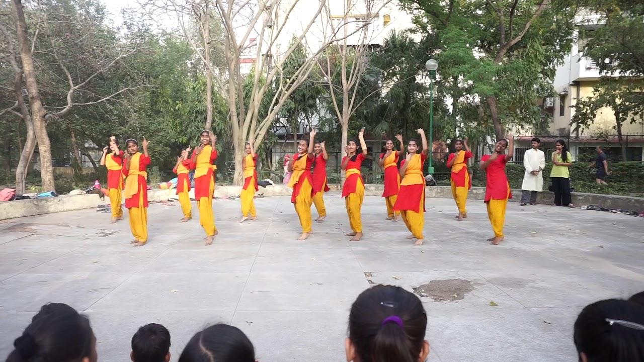 Kalbelia/Rajasthan Folk Dance/ Sarvam Shakti