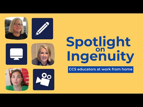 Spotlight on Ingenuity: Cabarrus College of Health Sciences, HRMS & WROPS (S1, E5)