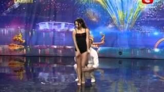 "Duo Flame - ""Ukraine Got Talent 5"" (acrobatic duo) Je T'aime-Lara Fabian"