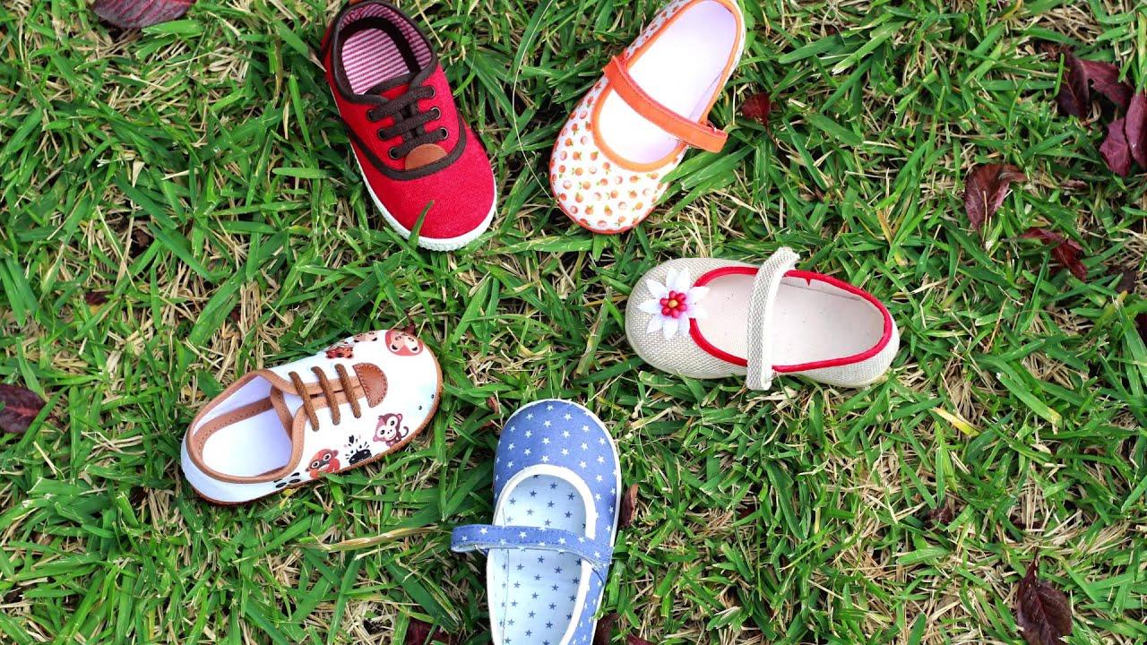 Batilas calzado infantil youtube for Zapateria infantil