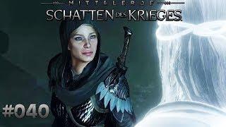 Mittelerde: Schatten des Krieges #040 - Was haben sie vor? - Let's Play Mittelerde Deutsch / German