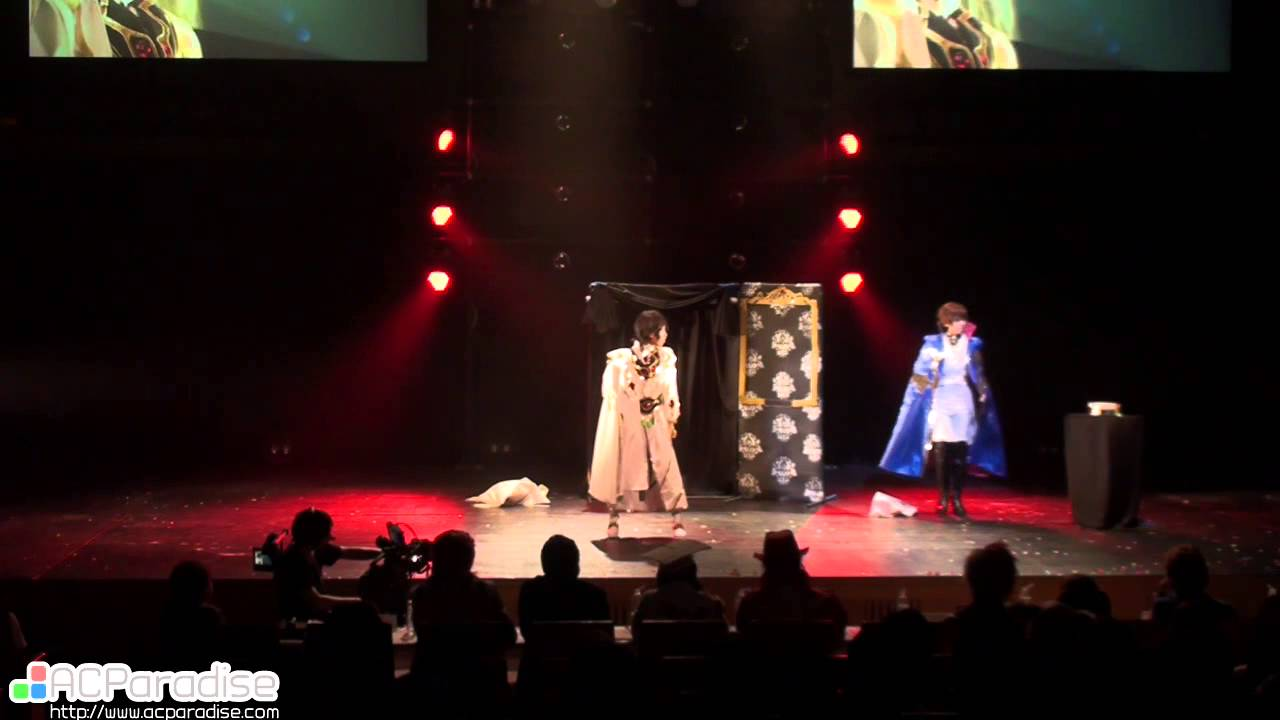 World Cosplay Summit 2014 Masquerade -  20 Thailand Code Geass R2 ... 3d67be684559