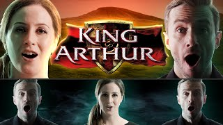 We Will Go Home Song of Exile - King Arthur | Peter Hollens feat. Eurielle