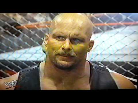Stone Cold Undertaker vs.Kane Mankind Hell In A Ce