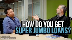 Get Jumbo Loans From HARD MONEY Lenders (Pilot Episode)