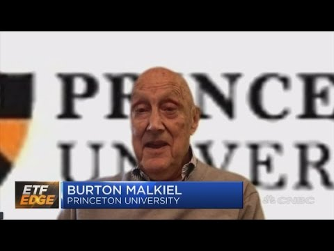 Legendary index investor Burton Malkiel on the sell-off
