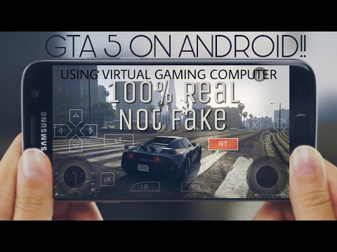 How to Play GTA 5 on Android using LiquidSky Cloud Gaming!! 1001% Working
