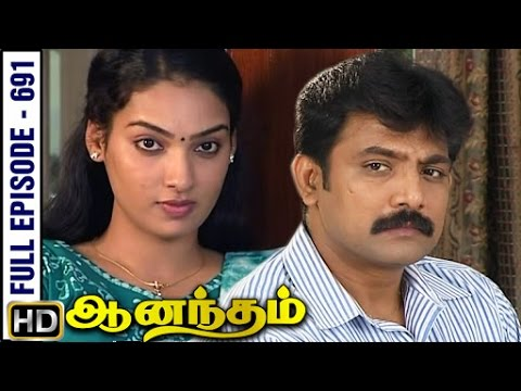 Anandam - TV Serial   Full Episode 691   HD   Tamil Serials