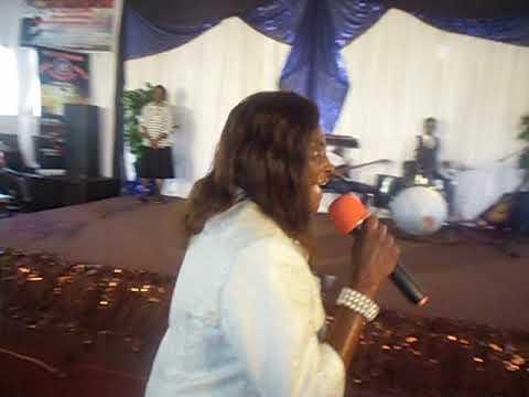 Bishop Mashaya at AFM Glen View Central Nyasha pamusoro peNyasha Conference