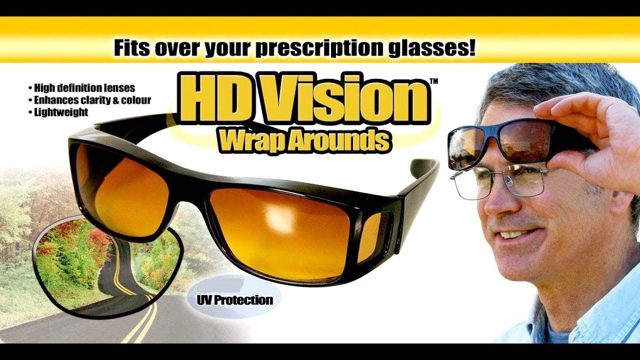 bcb79913237 Night Vision Hd Glasses - YouTube