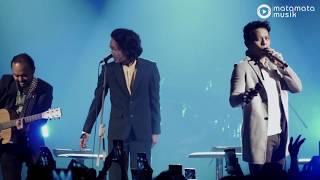 NOAH Feat. Fourtwnty - Zona Nyaman (Konser NOAH Mencari Cinta Livespace SBCD)