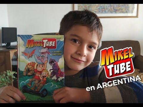 Tenemos el comic de MikelTube | #JuanmAventura