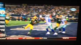 Packers vs Cowboys 2013 Highlights