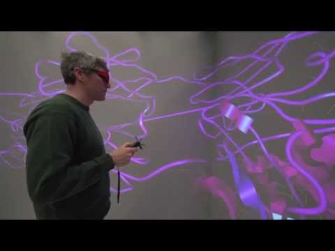 University of Wyoming's Shell 3-D Visualization Center