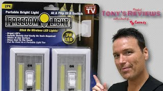 As Seen on TV Review   Freedom Light