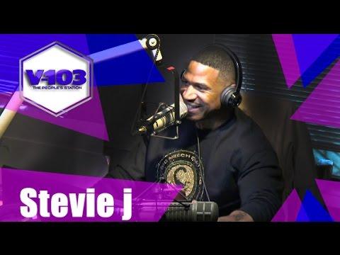 Stevie J Talks New Show, Relationship Status & Babies!!!  W/ Big Tigger