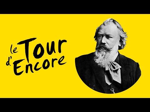 Trio d'Encore speelt Hongaarse Dans nr. 5 van Johannes Brahms   Tour d'Encore
