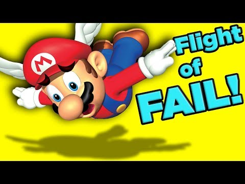 How Mario Can Fly – SOLVED! | The SCIENCE!... of Mario