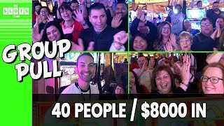 💸 $8000 In? CRAZY! 💰 Group Pull @ Mohegan Sun CT ✪ BCSlots