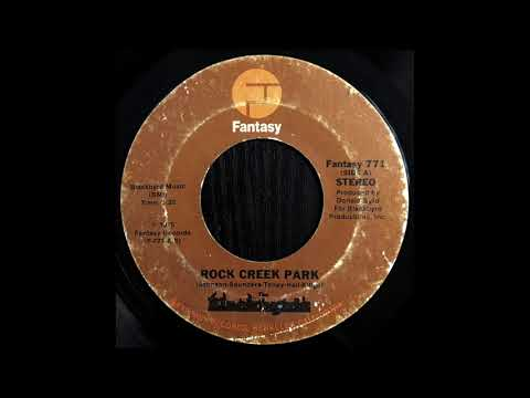 Blackbyrds - Rock Creek Park
