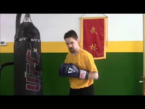 Short Intro to Heavy Bag Training