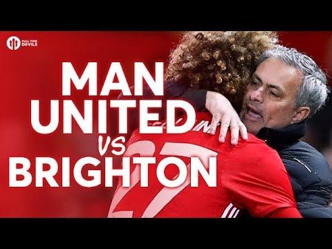 Manchester United vs Brighton & Hove Albion LIVE PREVIEW!