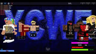 The Return...! | Season 3 Episode 1 - Roblox Wrestling 2k