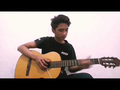 Wali band - Langit Bumi (cover gitar Fingerstyle)