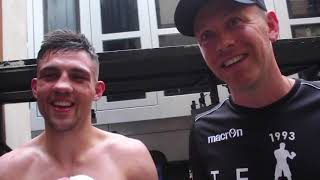 'IVE HEARD RUMOURS ABOUT FONZ - MY COACH WOULD HAVE GONE MAD' - TOM ANSELL MOVES TO 4-0 AFTER WIN
