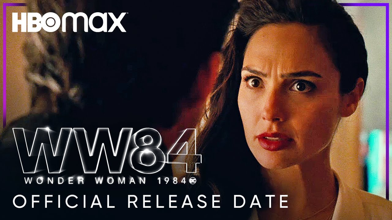 'Wonder Woman 1984' to Stream on HBO Max on Christmas
