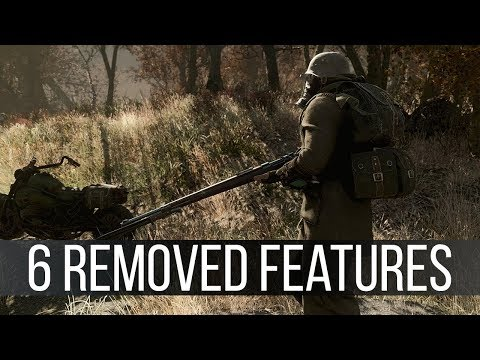 6 Features That Bethesda Removed From Fallout 4