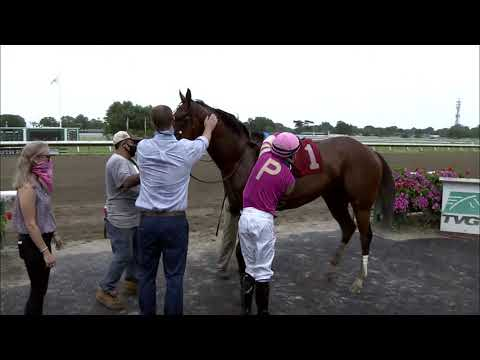 video thumbnail for MONMOUTH PARK 07-11-20 RACE 7