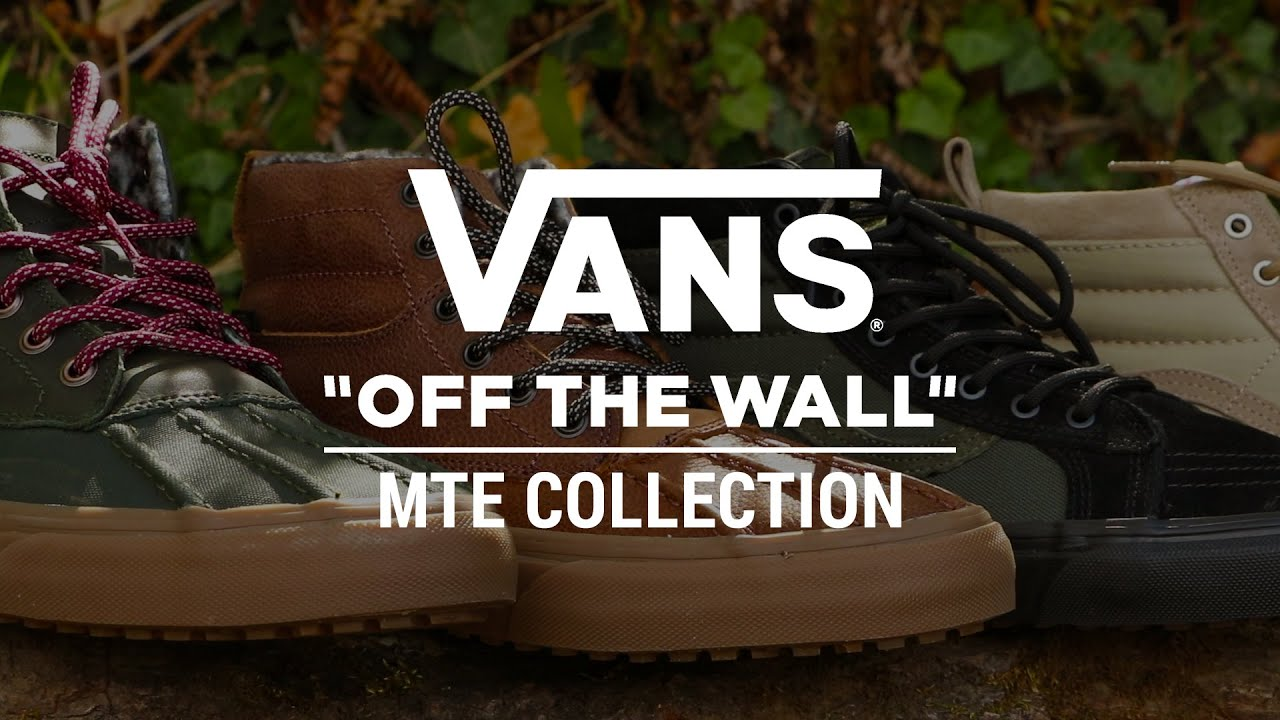 c931e3775e Vans MTE Collection Holiday 2016 Shoe Review - Tactics.com - YouTube